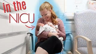 I finally got to hold my daughter's brother... (Step Mom & Dad)