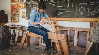 Building a Shavehorse