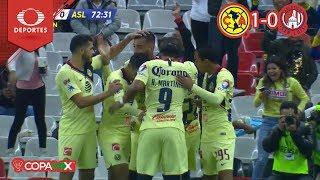 América mantienen el invicto | América 1 - 0 A San Luis | Copa Mx - J3 - Cl 19 | Televisa Deportes