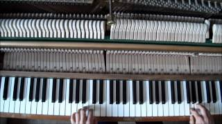 Thomas Newman - Any other name (Solo Piano Cover)
