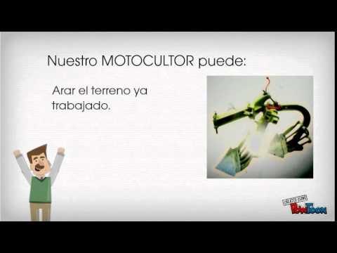 MOTOCULTOR - CHANGFA - MONOCULTOR - AGRICULTURA - ROTOCULTOR - ARADO