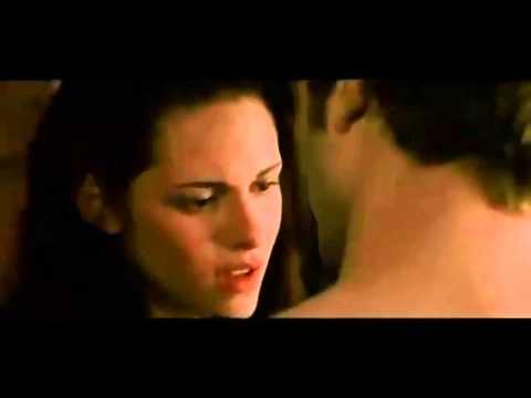 Edward Bella - All Lip Locks / Kissing (Twilight-Breaking Dawn 2)
