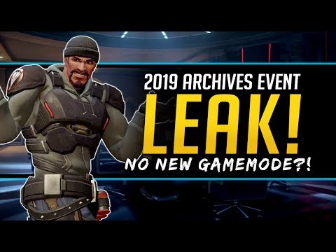 Overwatch Archives Event 2019 Leak! - Start Date but no new Gamemode?! thumbnail