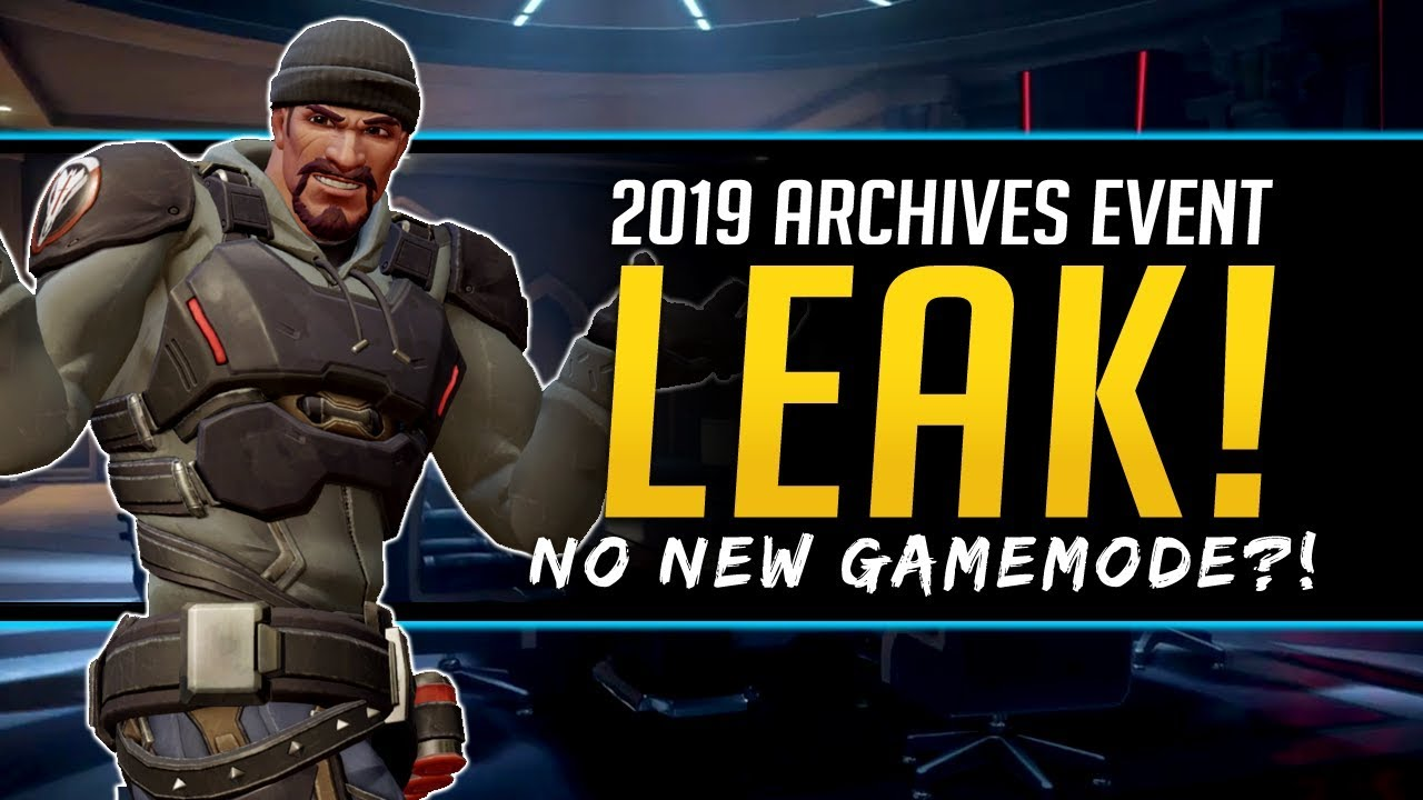 Overwatch Archives 2019 Leak: Image reveals start and end dates of