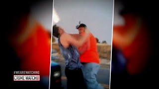 Roadrage Assault Suspect Busted by Daughter's Snapchat - Crime Watch Daily