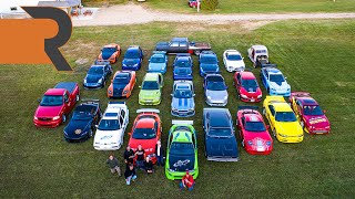We Found the Largest Fast & Furious Car Collection in the World!