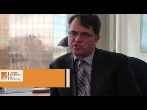 Alberta Innovates Bio Solutions - Forge HydroCarbons launch Oct 10, 2013