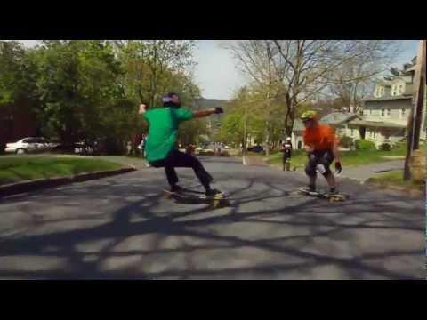 Comet x Skate Invaders // Skate Invasion: Ithaca Slide Jam