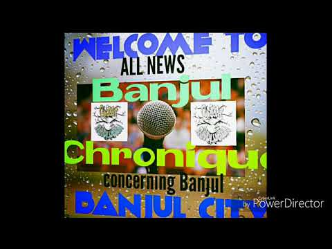Actuality in banjul