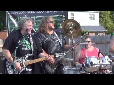 Monster Live - Roller, April Wine - SinCity, ACDC