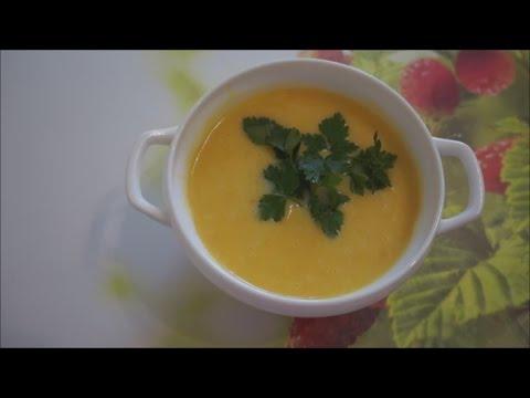 Супы пюре для детей