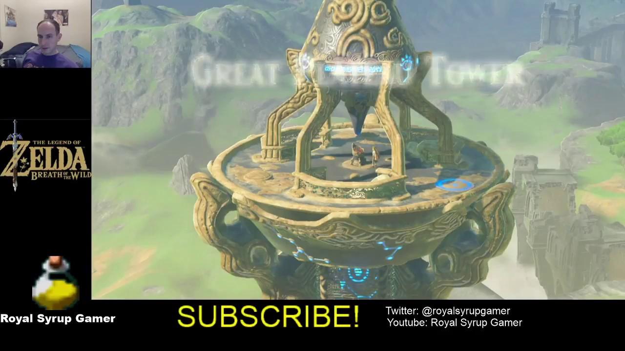 Download Royal Syrup Gamer (Breath of the Wild) - Shrine 1 - Oman Au