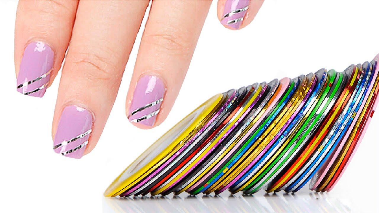 Все для дизайна ногтей с алиэкспресс