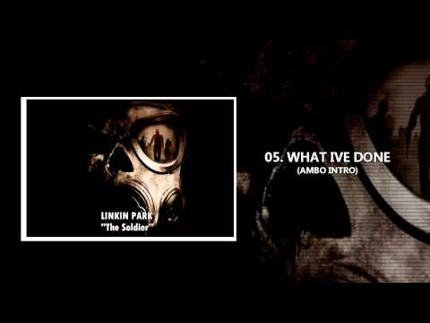 Linkin Park  What Ive Done Extended Intro  Studio Version  The Soldier 1