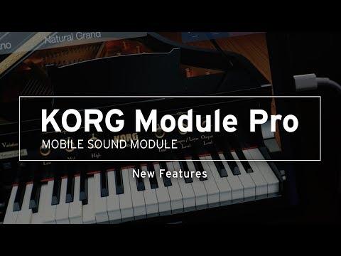 KORG Module - MOBILE SOUND MODULE   KORG (USA)