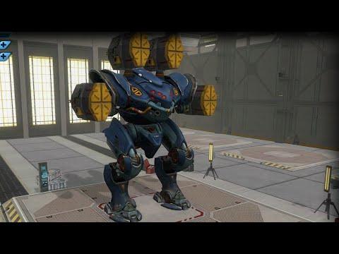 War Robots Test Server 3.5.0 (Latest) New Bot Prototype SPCTR & Weapons Dragoon, Arbalest