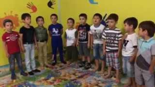 """дети в детском саду """"Райские птички"""" город Кизилюрт Республика Дагестан"""