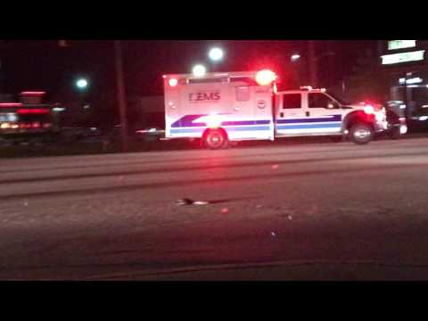 CAPE FEAR VALLEY EMS RESPONDING ON OWEN DRIVE