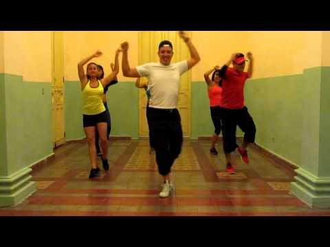 Rompe la cintura - Alexis & Fido   (Choreography by Misael Cuellar)