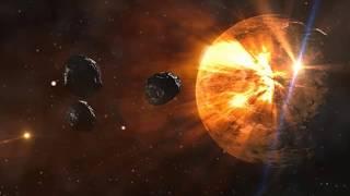Астероид 2017 UC45 летит к Земле! 14 декабря 2017 года он максимально приблизится!