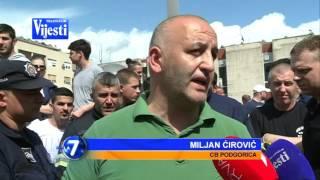 POTRAGA ZA OGNJENOM ČETVRTI DAN - TV VIJESTI 07.05.2016.