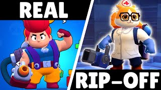 Playing the WORST Brawl Stars RIP-OFFS!