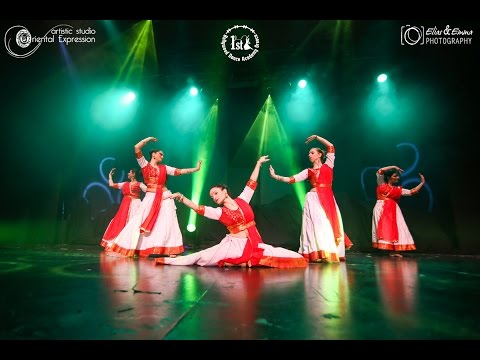 Maar Dala | Mega Bollywood Show - 1st Bollywood Dance Academy Greece