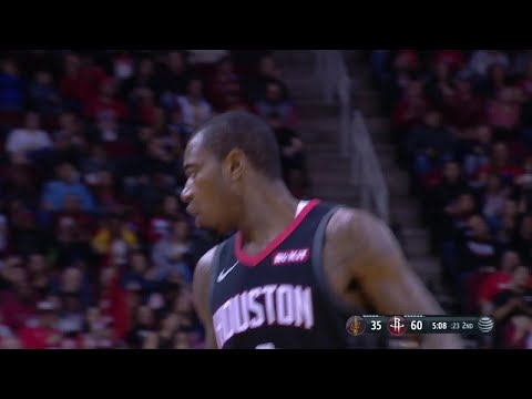 2nd Quarter, One Box Video: Houston Rockets vs. Cleveland Cavaliers