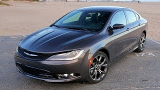 2015 Chrysler 200 Video Review -- Edmunds.com