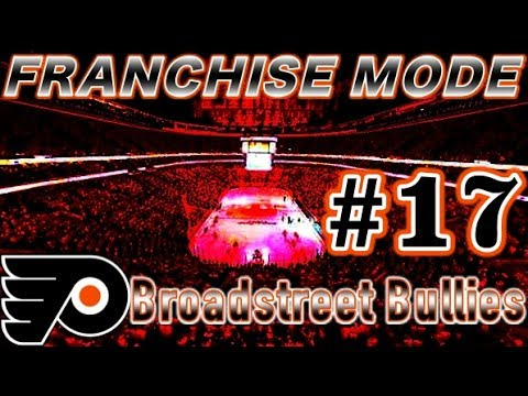 NHL 17 Franchise | Philadelpha ep. 17