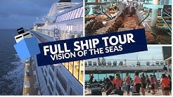 Watch THIS before you go on Vision of the Seas | Royal Caribbean