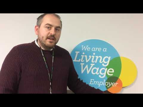 Proud to support Living Wage Week 2017