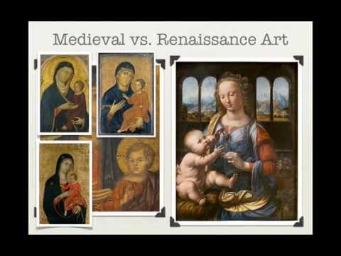 World History Online: Ep. 2 - Italian Renaissance Art