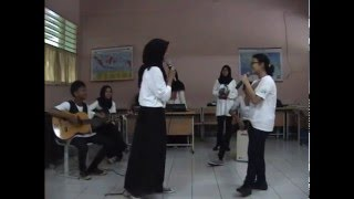 Story Of My Live - One Direction (Cover) SMP 87 Jakarta 2016
