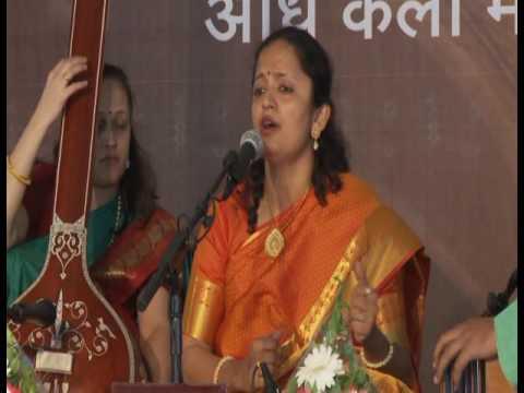 Shrimati Pallavi Joshi  sings Ragas  Todi Alhaiya Bilawal