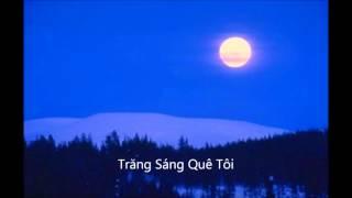 Trăng sáo quê tôi - Sáng tác cố NSUT Đinh Thìn - sáo Ns Đỗ Minh Dương