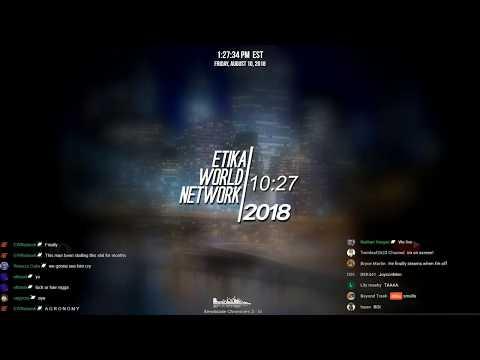 Etika-The Ending of Xenoblade Chronicles 2.FULL STREAM 8/10/2018