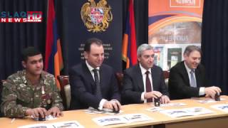 Slaq am Նամականիշի մարում՝ Հայոց բանակի կազմավորման 25 ամյակի առթիվ