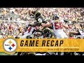 Week 5: Pittsburgh Steelers vs. Atlanta Falcons | Game Recap
