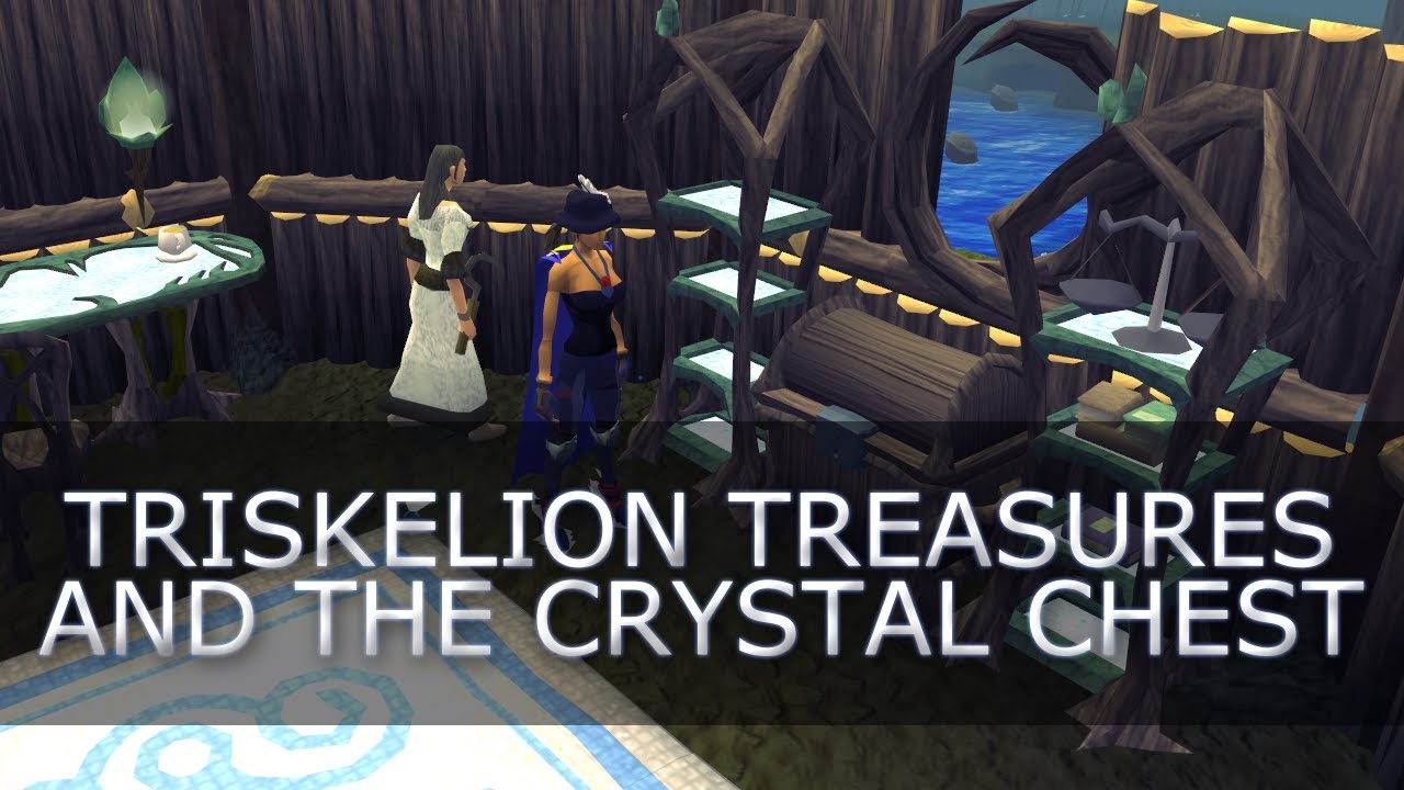 Triskelion Treasures Crystal Chest Update Youtube