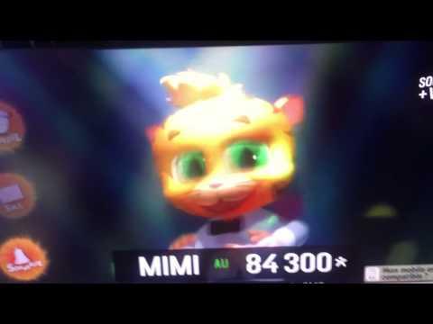Sonnerie Bol De Lait MIMI Chat