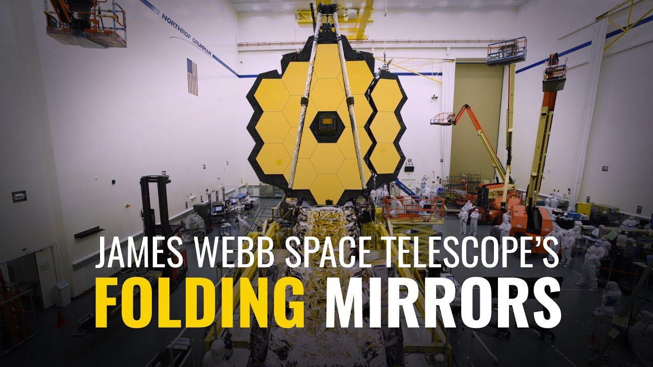 NASA назвало новую дату запуска телескопа «Джеймс Уэбб»