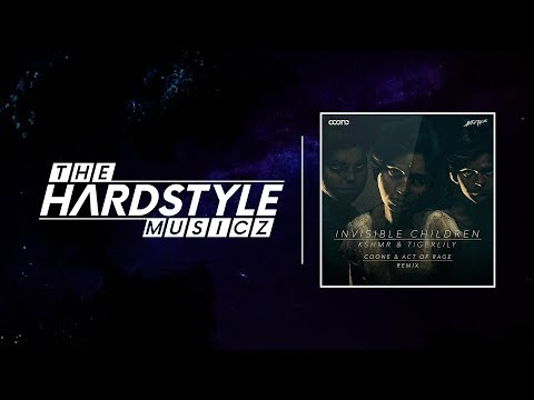 KSHMR & Tigerlily - Invisible Children (Coone & Act of Rage Remix)