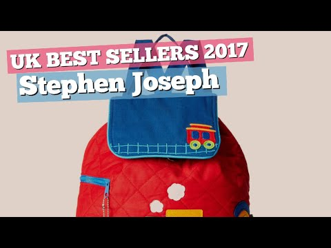 Stephen Joseph Backpack, Top 10 Collection // UK Best Sellers 2017