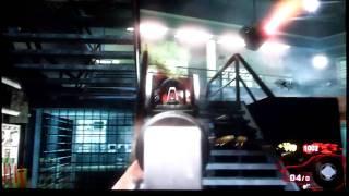 """Nazi Zombies """"Five""""  Hidden Song 3 Phones Call of Duty Black Ops"""