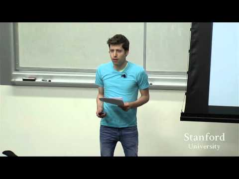 1  Why to Start a Startup; Ideas and Products Video