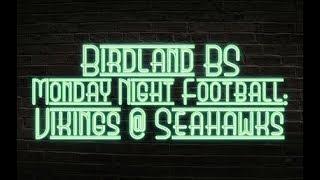 Monday Night Football Live Stream Play-by-Play -Vikings @ Seahawks