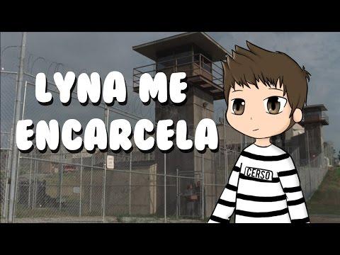 LYNA ME ENCARCELA | Roblox en español | Prison Life