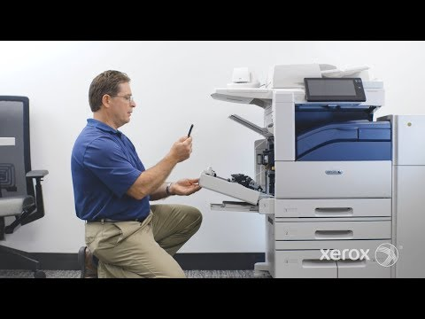 Xerox® Service Delivery Video Chat