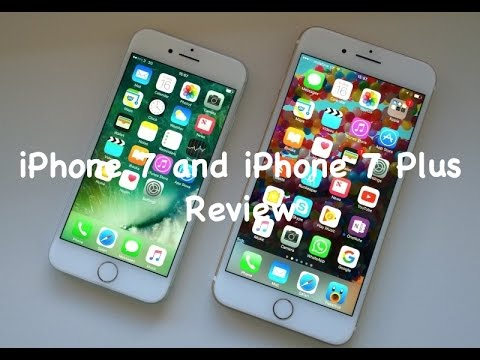 iphone plus review iphone 7 and iphone 7 plus review iphone hacks 4671